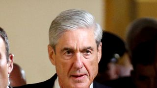 Special Counsel Robert Mueller  Trump orders 'vast' effort to protect elections, amid warning US democracy 'in crosshairs' skynews mueller special counsel 4233412