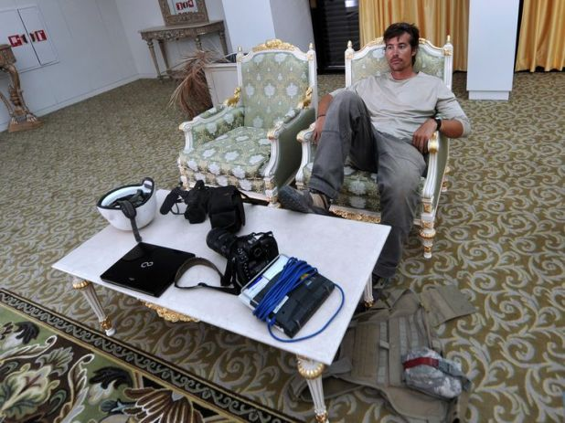James Foley was beheaded after being kidnapped in Syria