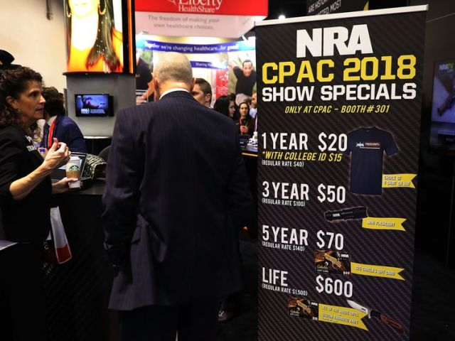 US brands work with the NRA on promotional offers for members