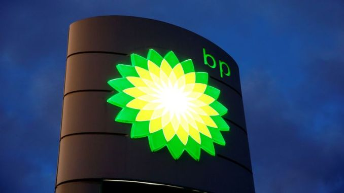 BP's profits were boosted mostly by a recovery in the crude oil market