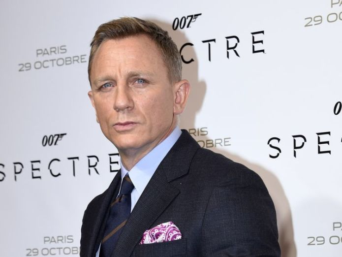 The 25th Bond film is expected to be Daniel Craig's final reprisal of the role  New James Bond movie delayed after director Danny Boyle quits skynews daniel craig spectre 4256307