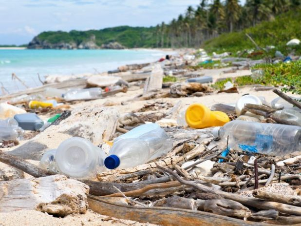 Marine litter is a major problem across the world