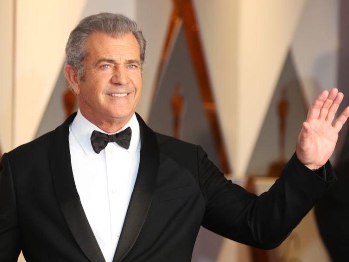 Mel Gibson won a Razzie for Daddy's Home 2 razzie awards Razzie Awards name The Emoji Movie worst film of 2017 skynews razzies mel gibson 4245443