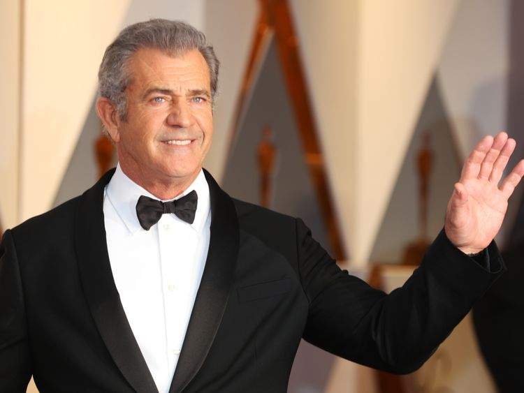 Mel Gibson won a Razzie for Daddy's Home 2
