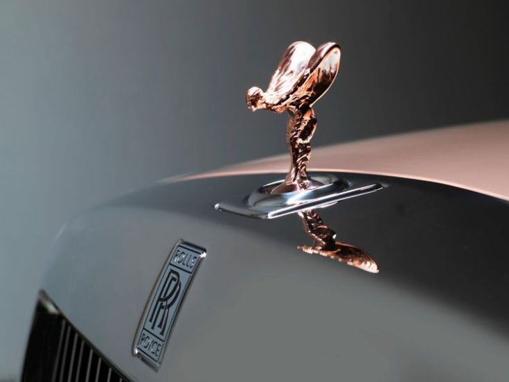Rolls-Royce cars are made at its Goodwood factory. Pic: Rolls-Royce