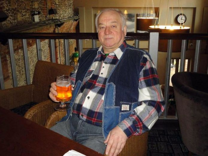 Sergei Skripal I'm lucky to have survived Salisbury 'assassination attempt' I'm lucky to have survived Salisbury 'assassination attempt' skynews sergei skripal russian spy 4250961