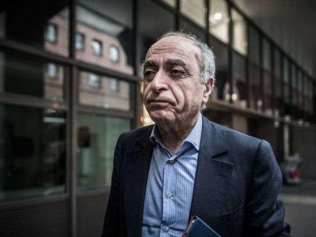 Franco-Lebanese businessman Ziad Takieddine admitted delivering three cash-stuffed suitcases from the Libyan leader to French former President