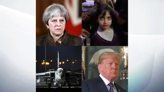 UK 'must come clean' over airstrikes in Syria, says Amnesty International UK 'must come clean' over airstrikes in Syria, says Amnesty International skynews strikes syria 4282226