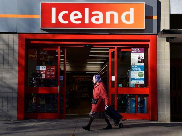 Iceland  Iceland Christmas ad on orangutan plight banned for political rule breach iceland supermarket store sky news 4279028