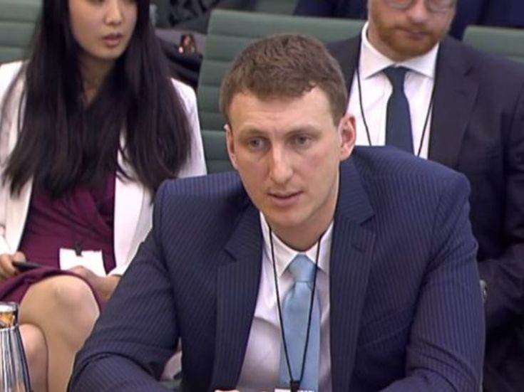 Aleksandr Kogan was grilled by the Digital, Culture, Media and Sport Committee