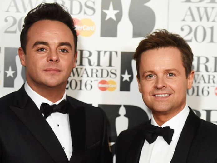 Ant and Dec have been TV partners for nearly 30 years   Ant McPartlin will not host this year's I'm a Celeb to continue 'recovery' skynews ant mcpartlin declan donnelly 4279311