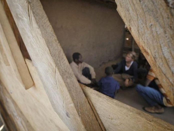 DRC Girl, 10, shares horror of rape amid humanitarian crisis in DR Congo Girl, 10, shares horror of rape amid humanitarian crisis in DR Congo skynews congo drc rape alex crawford 4280710