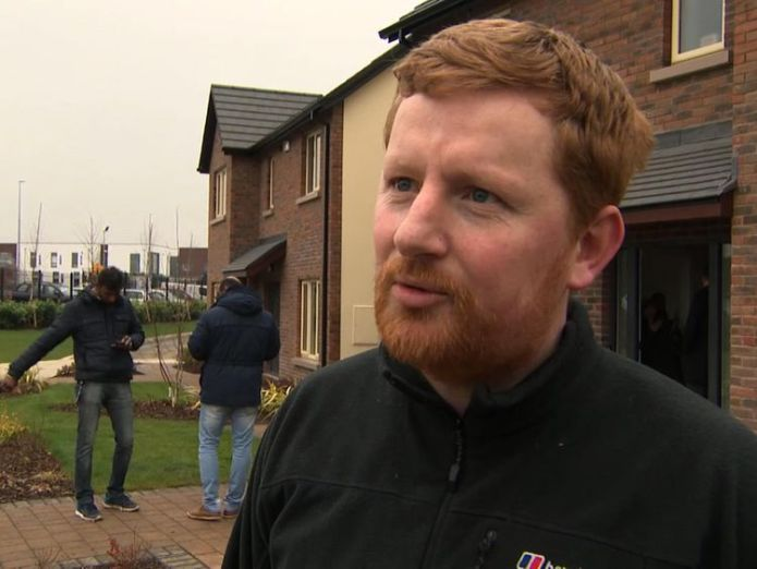 Paul Travers from Dublin said the lack of action is frustrating house prices soar as ireland's economy booms House prices soar as Ireland's economy booms skynews ireland housing 4288454