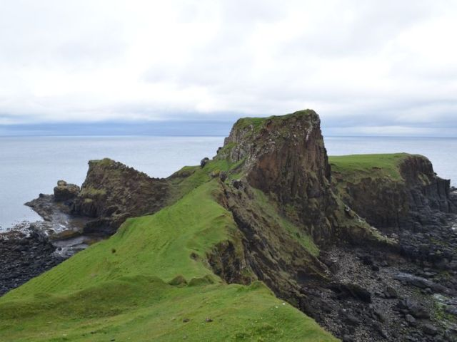 Brother's Point on the Isle of Sky. Pic: Dr Steve Brusatte