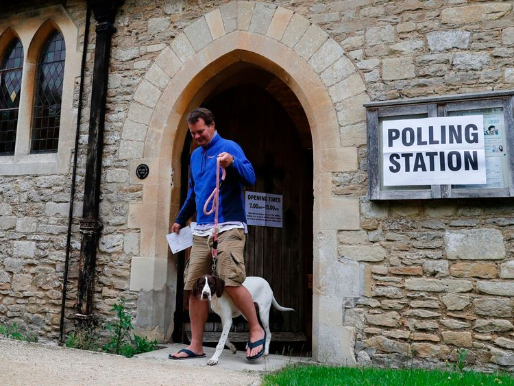 Five councils will trial the voter ID plans at next week's local elections