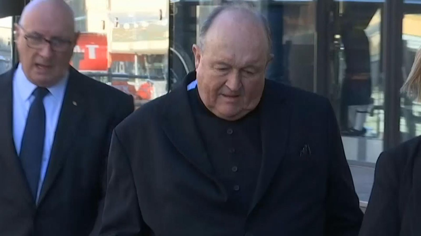 Archbishop Philip Wilson convicted over child sex abuse