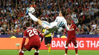 Gareth Bale goal Liverpool goalkeeper Loris Karius sent death threats after Champions League blunders Liverpool goalkeeper Loris Karius sent death threats after Champions League blunders skynews gareth bale real madrid 4321483