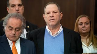 Harvey Weinstein, 66, at New York County Criminal Court, charged with rape in the first and third degrees disgraced hollywood movie mogul harvey weinstein indicted on rape charges Disgraced Hollywood movie mogul Harvey Weinstein indicted on rape charges skynews harvey weinstein court 4320387
