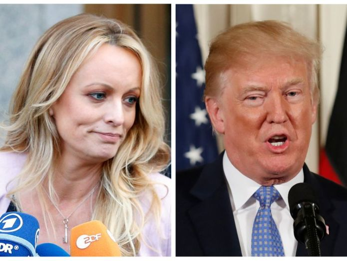 Donald trump and Stormy Daniels  Stormy Daniels arrested at Ohio strip club for 'touching' donald trump stormy daniels 4299689