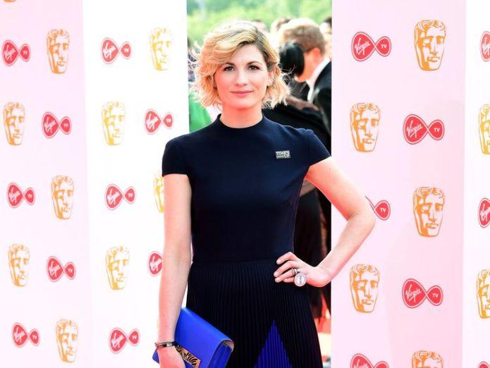 Jodie Whittaker  BAFTA stars 'passionately' back Time's Up campaign BAFTA stars 'passionately' back Time's Up campaign jodie whittaker actress baftas 4310175