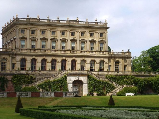 Meghan and her mother will stay at the the Cliveden House Hotel