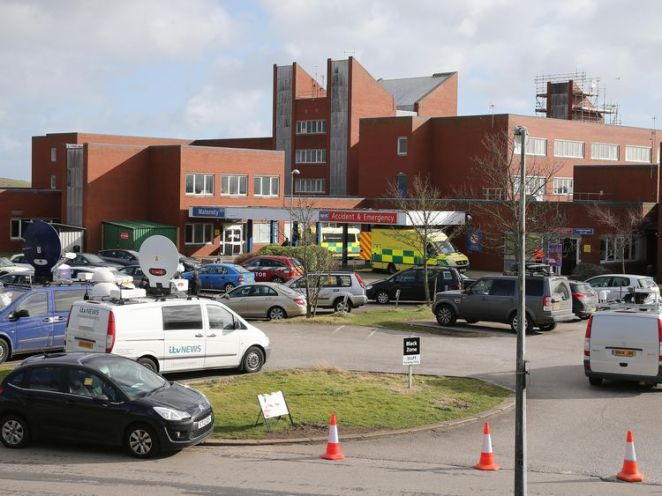 General view of Furness Hospital in Barrow, Cumbria which is at the heart of the Morecambe Bay Investigation. PRESS ASSOCIATION Photo. Issue date: Tuesday March 3, 2015. See PA story . Photo credit should read: Peter Byrne/PA Wire