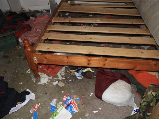 Investigators discovered horrific scenes. Pic: Devon and Cornwall Police