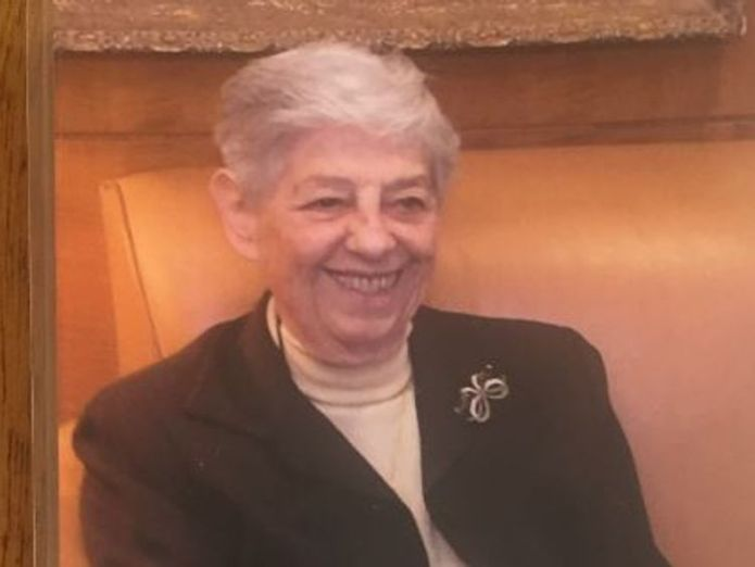 Sylvia Bloom retired at 96 Legal secretary's secret $9m fortune emerges after her death Legal secretary's secret $9m fortune emerges after her death skynews sylvia bloom legal secretary 4304136
