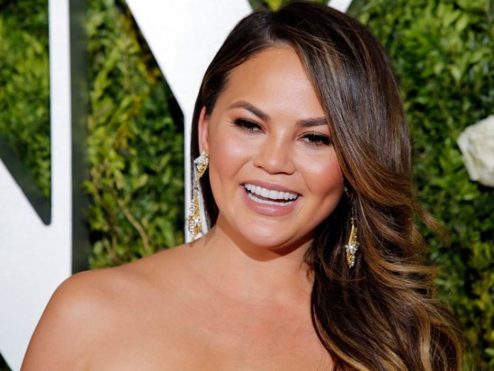 Chrissy Teigen is said to have been blocked by the president Trump banned from blocking twitter users from his official account Trump banned from blocking twitter users from his official account skynews twitter trump teigen 4318629