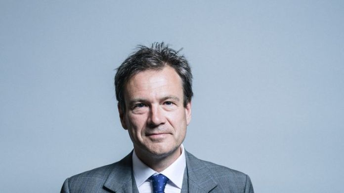 Bob Seely MP (Pic: UK Parliament)