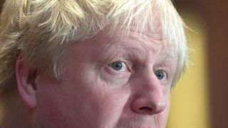 Boris Johnson hits out at 'Remainers at the Treasury' and ponders what Donald Trump's approach to Brexit would be Michel Barnier's jibe at PM as Brexit impasse on Irish border remains Michel Barnier's jibe at PM as Brexit impasse on Irish border remains skynews boris johnson brexit 4330614
