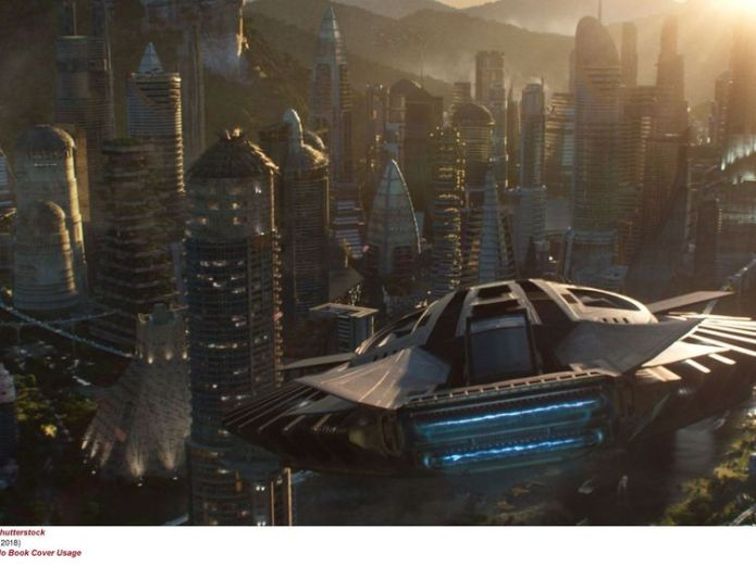 Wakanda is the setting of Marvel's Black Panther Akon 'to build real life Wakanda' with its own cryptocurrency in Senegal Akon 'to build real life Wakanda' with its own cryptocurrency in Senegal skynews black panther marvel 4341435