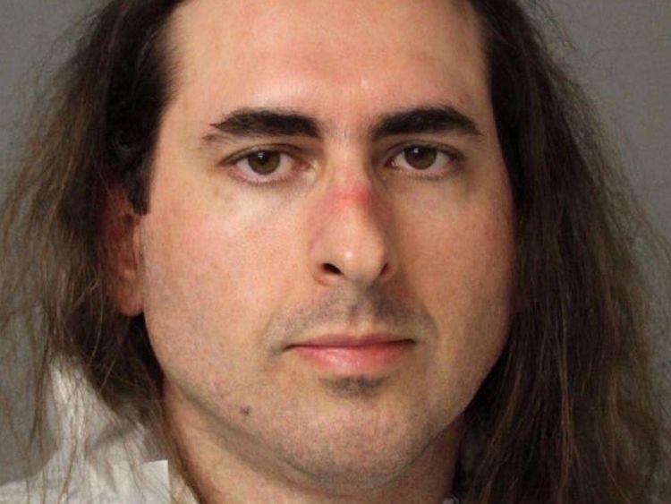Maryland shooting suspect Jarrod Ramos