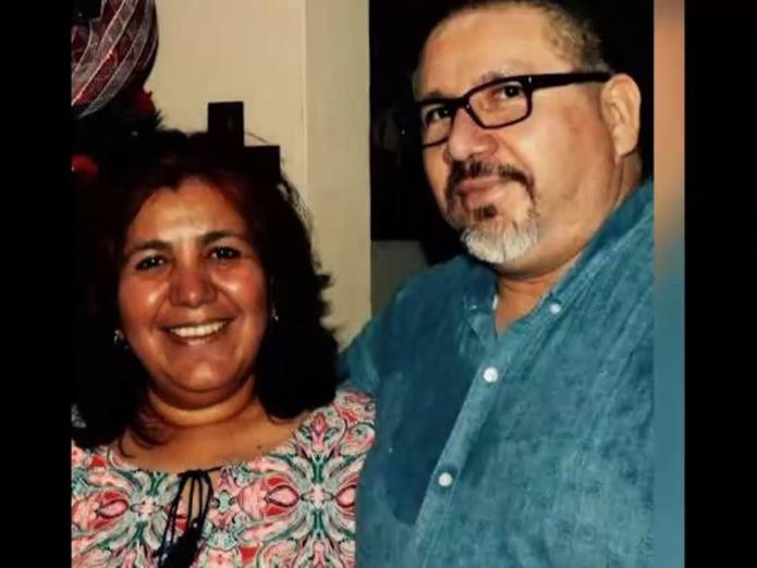 Griselda Tristiana's journalist husband Javier was murdered by a drug cartel  Andres Manuel Lopez Obrador – dubbed 'Mexico's Donald Trump' skynews mexico election 4349374