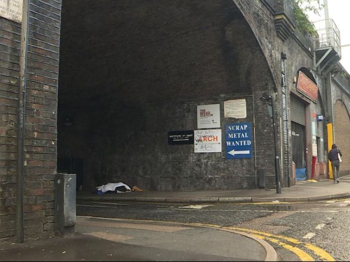 Network Rail is selling all its railway arches in England and Wales Thousands of small businesses facing closure as Network Rail sells off arches Thousands of small businesses facing closure as Network Rail sells off arches skynews railway arch london fields 4325586