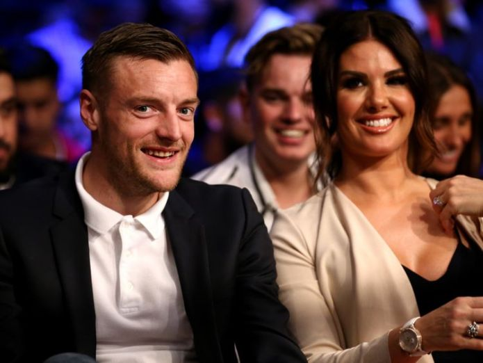 LIVERPOOL, ENGLAND - APRIL 21:  X at Echo Arena on April 21, 2018 in Liverpool, England.  (Photo by Jan Kruger/Getty Images)  WAGs to have 'much lower profile' at World Cup than in previous tournaments skynews rebekah vardy jamie vardy 4334362