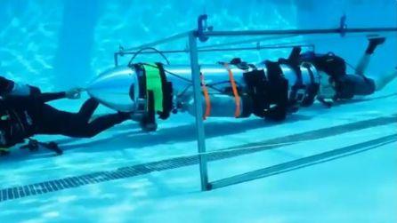 Resultado de imagen de musk mini submarine thailand