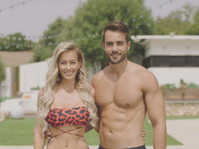 Could Laura and Paul take home the cash? Probably not  Dani Dyer and Jack Fincham crowned winners skynews laura paul love island 4375647