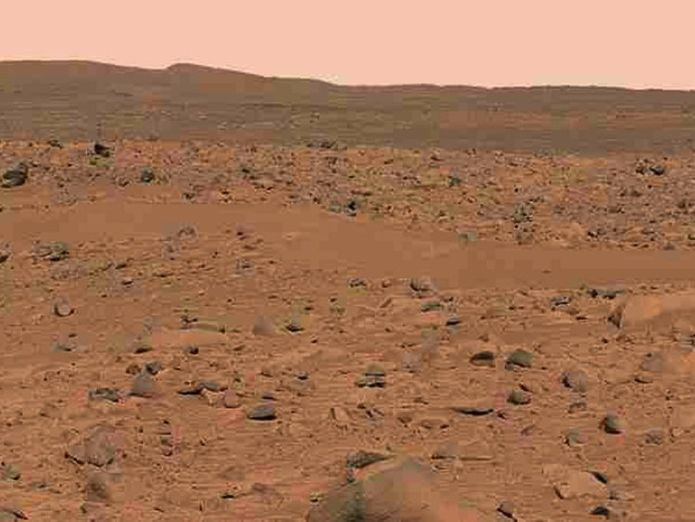 Billions of years ago there was an abundance of water on Mars  Stomach upsets could be greatest obstacle to space travel skynews mars red planet 4371271