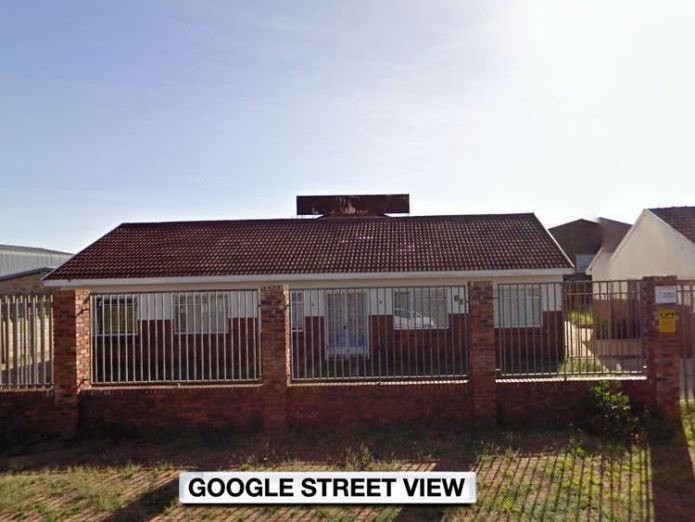 Carletonville mortuary in South Africa where the woman was found alive  South African woman found alive in morgue after being pronounced dead skynews morgue carletonville 4351754