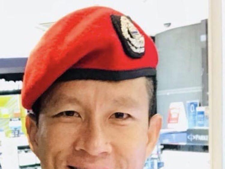 Saman Gunan was an ex Thai Navy diver