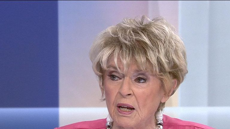 Gloria Hunniford has been speaking with Cliff Richard since his court victory over the BBC