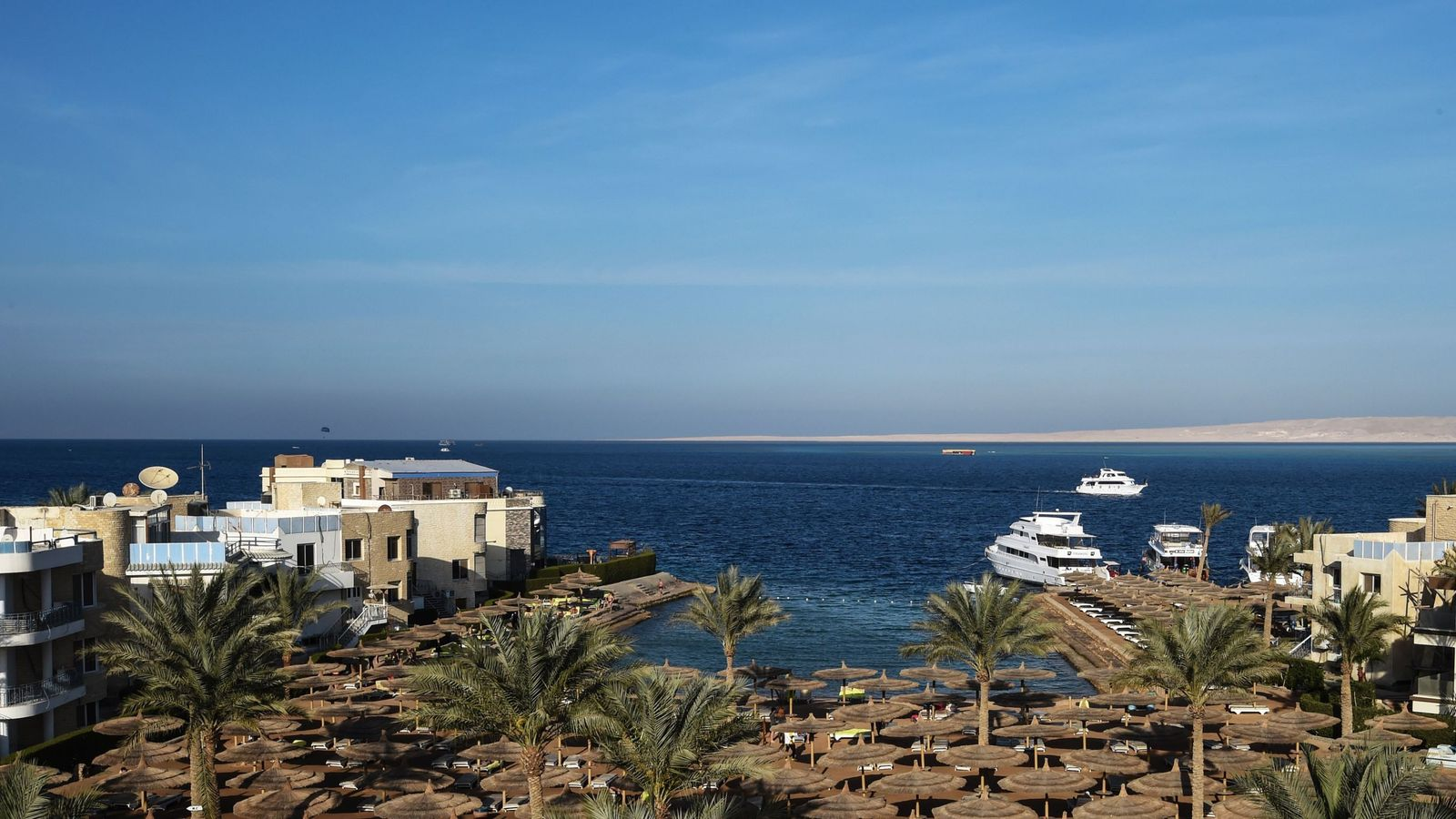 British Couple Die Thomas Cook Holiday Red Sea