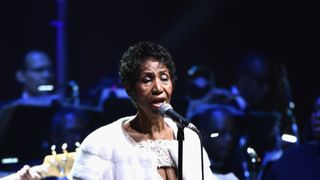 Aretha Franklin's last public performance in New York in November  Aretha Franklin 'honoured like a Queen' as she lies in state skynews aretha franklin 4388919