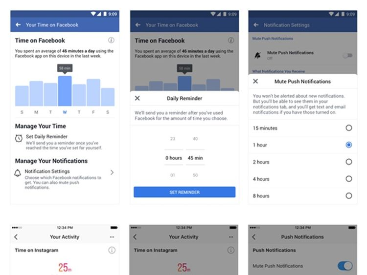 An update will help Facebook users manage their time better
