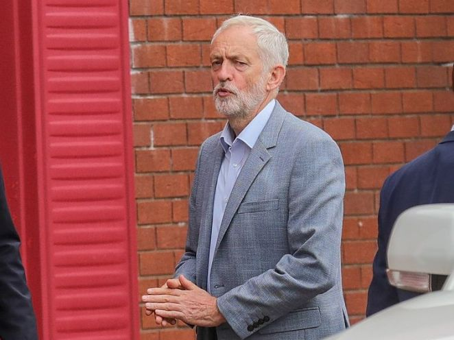 Jeremy Corbyn has faced questions over his handling of anti-Semitism