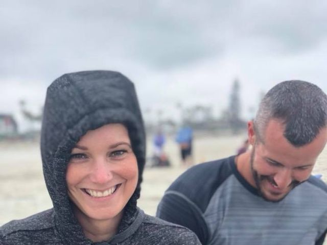 Shanann and Christopher Watts. Pic: Facebook