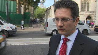 ex- Brexit Minister Steve Baker claims at least 80 MP's are prepared to vote against PM's Chequers plan.  Pound jumps as Michel Barnier says Brexit deal 'possible' before November skynews steve baker brexit 4416644