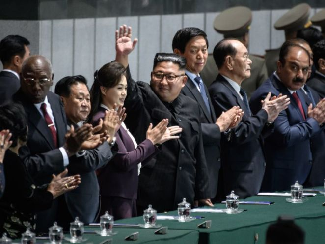 Kim Jong Un has requested a second summit