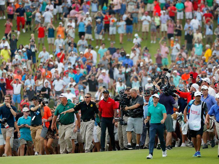 Thousands of fans roared in celebration when he won